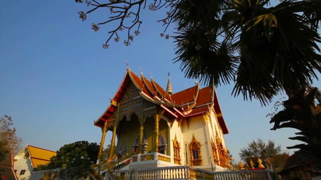 templet wat doi saket i chiang mai thailand - kungen av thailand bildbanksvideor och videomaterial från bakom kulisserna