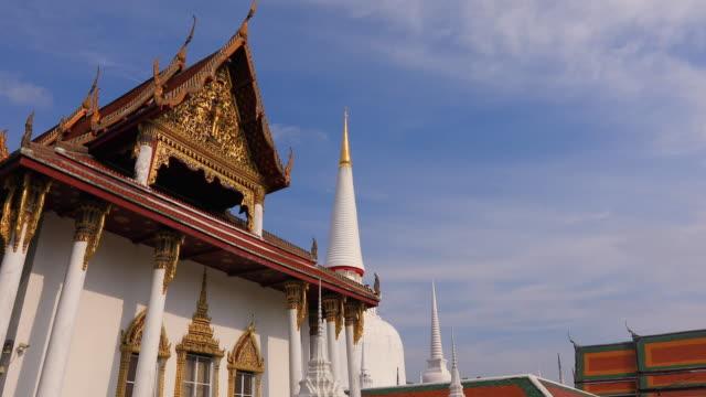 Wat Phra Mahathat Woramahawihan at Nakhon Si Thammarat.