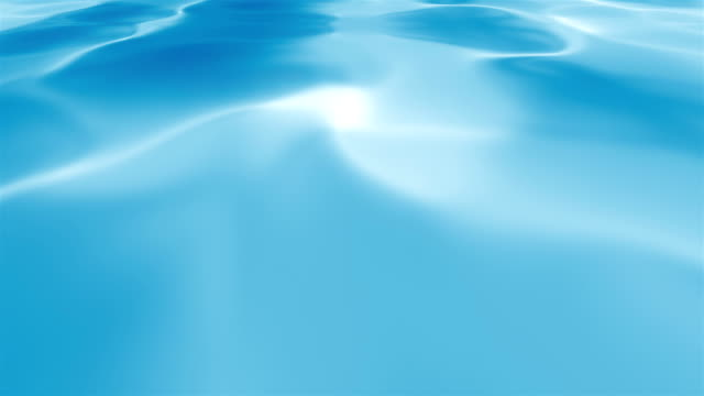 Water animation loop Water animation - Loop double refraction stock videos & royalty-free footage