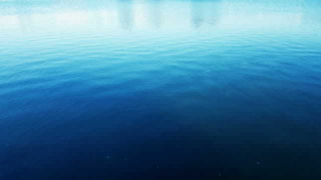 4K Water flowing video