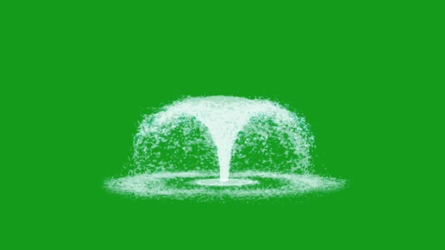Water fountain green screen motion graphics Water fountain green screen motion graphics fountains stock videos & royalty-free footage