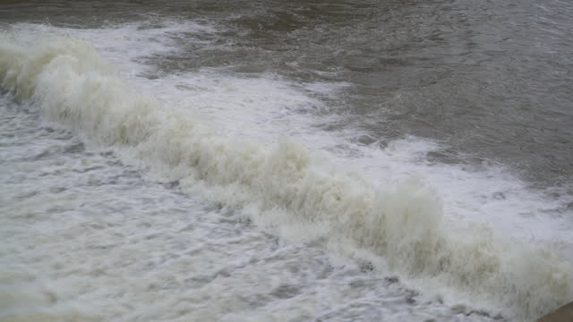 Water from the dam video