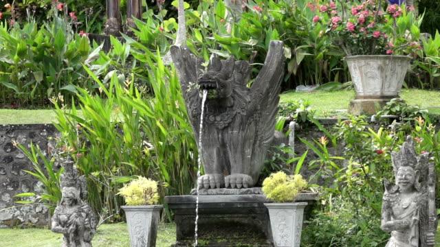 Water Palace of Tirta Gangga. Landmark in Bali Karangasem, Indonesia video