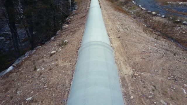 vattenledning - pipeline bildbanksvideor och videomaterial från bakom kulisserna