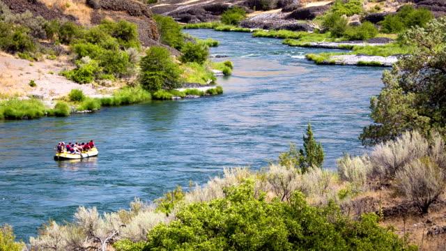 Water Rafting video