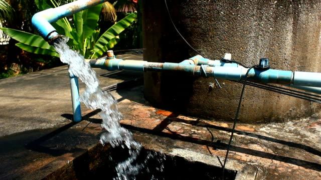 Water release video
