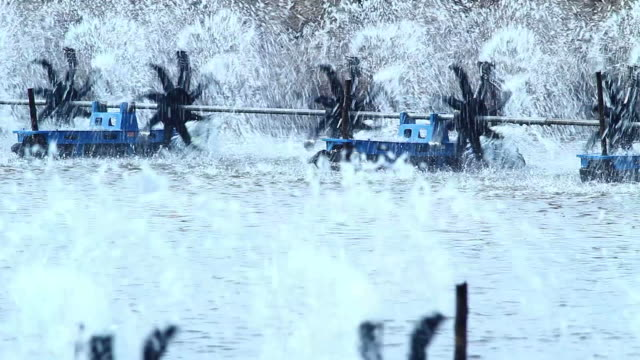 Water Surface Aerator video