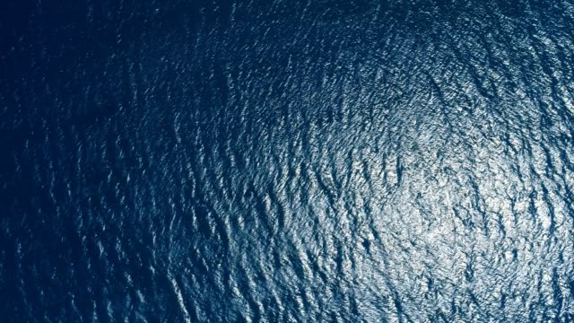 Water surface aerial view Water surface clean texture background aerial view top garment stock videos & royalty-free footage