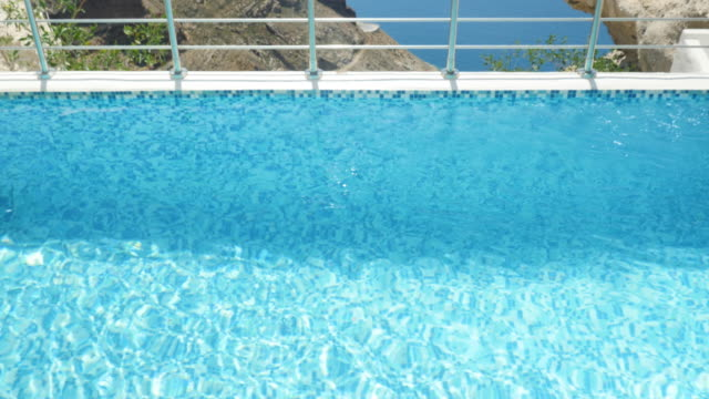Water surface & pool & seascape video