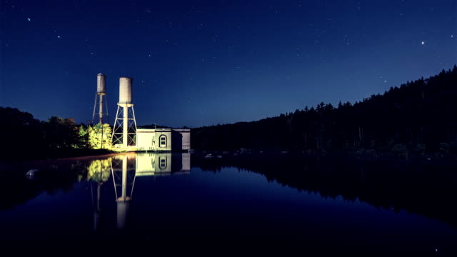 Water Towers in the Stars video