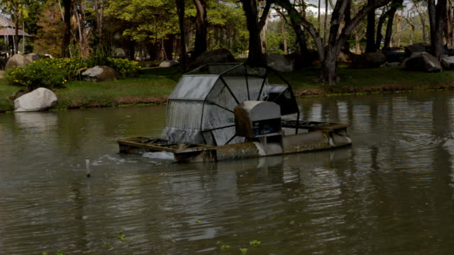 Water Turbine video