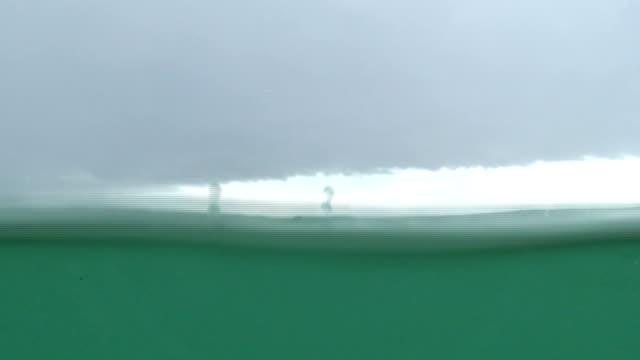 Water: Underwater Rain video