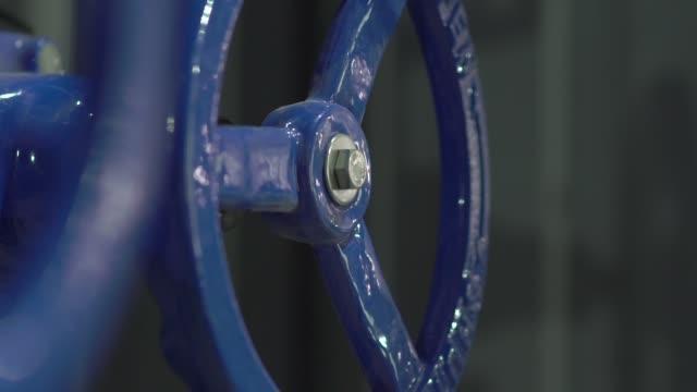 vatten ventil industriell - barometer bildbanksvideor och videomaterial från bakom kulisserna