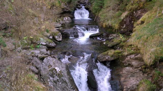 Waterfall In Austria video