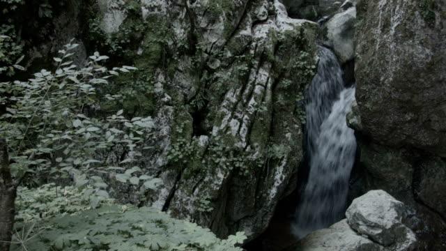 Waterfall near the Devil Throat Cave. Bulgaria video