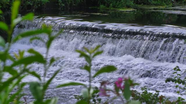 Waterfall River Avon video