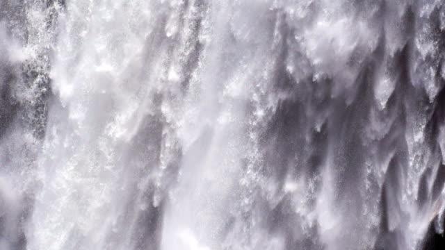 водопад замедленная съёмка - водопад стоковые видео и кадры b-roll