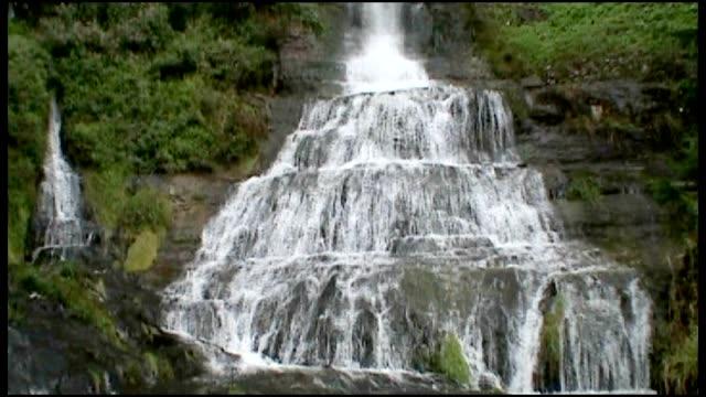 滝  - 水鳥点の映像素材/bロール
