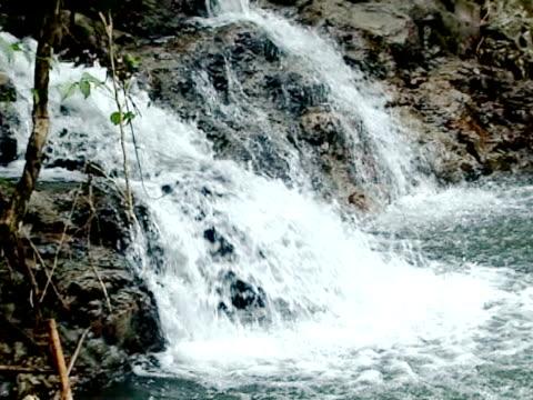 stockvideo's en b-roll-footage met waterfall - natuurgrond