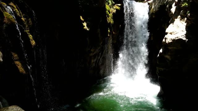 Waterfall. video