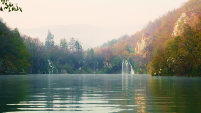 WS Waterfalls at Plitvice Lakes National Park