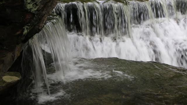 瀑布 - 州立公園 個影片檔及 b 捲影像