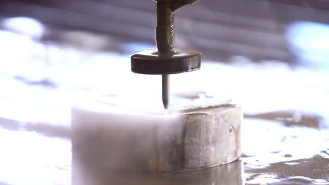waterjet video