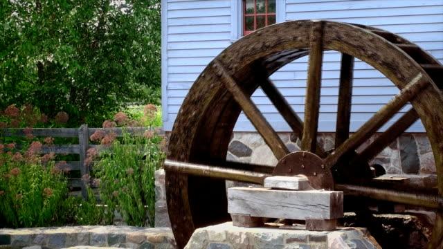 waterwheel - värmepump bildbanksvideor och videomaterial från bakom kulisserna
