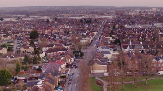 Watford, England from the Air video