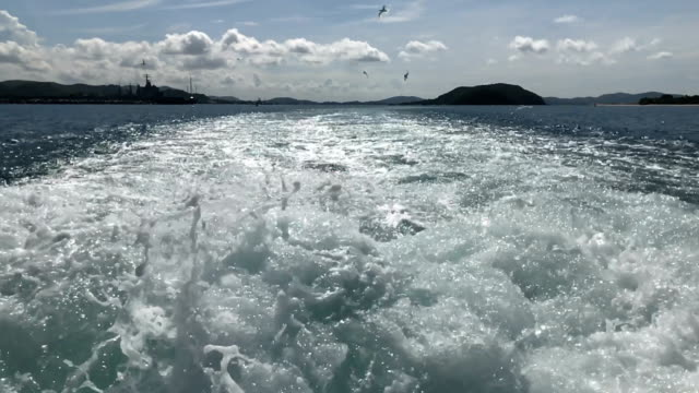 Wave of the sea video