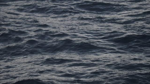 Wave-Muster: das offene Meer – Video