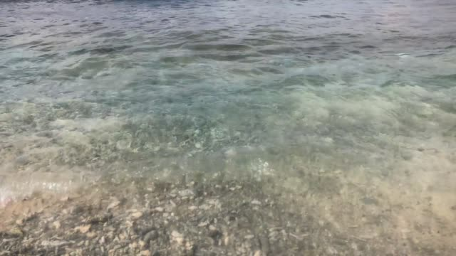 Waves crash against the rocks on the shoreline in Bonaire Waves crash against the rocks on the shoreline in Bonaire leeward dutch antilles stock videos & royalty-free footage