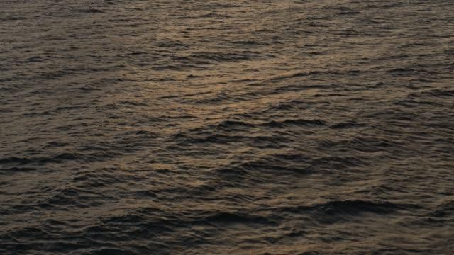 vídeos de stock e filmes b-roll de waves crashing along a rocky beach on curaçao - linha do horizonte sobre água