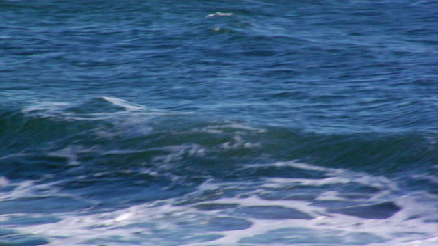 Waves (HD 1080) Selected Takes - Shot on Panasonic HVX 200 / HPX 171 wasser videos stock videos & royalty-free footage