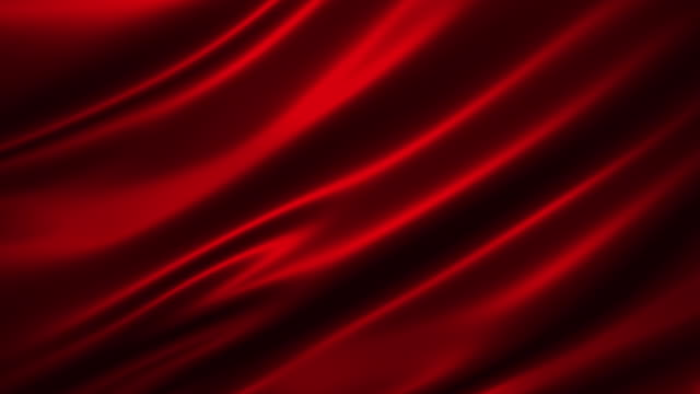 Waving Cloth Background Looping video