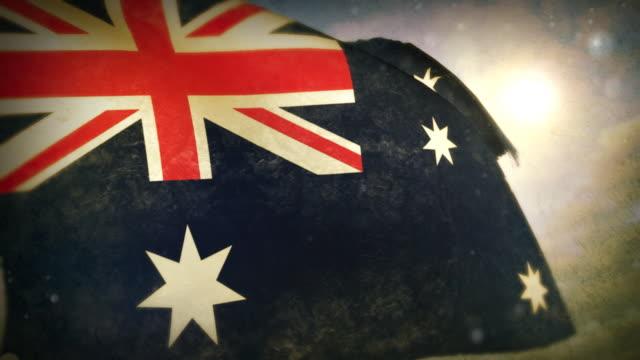Waving Flag - Australia video