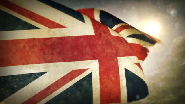 Waving Flag - Britain video