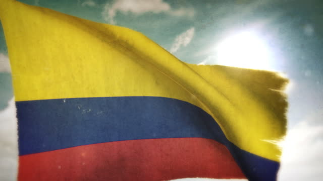 Waving Flag - Colombia video