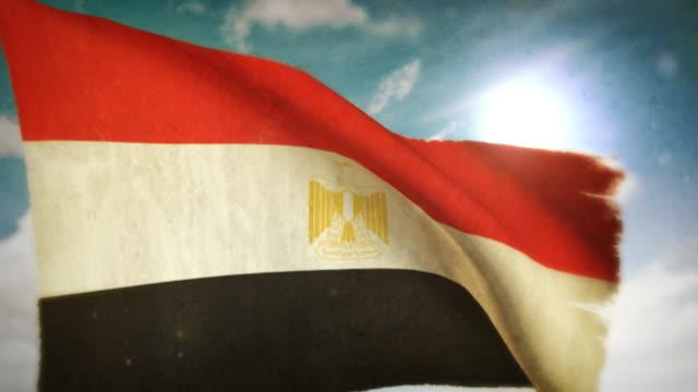 Waving Flag - Egypt video
