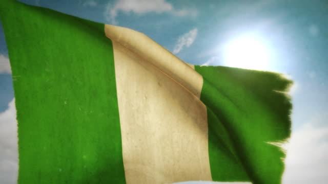 Waving Flag - Nigeria video