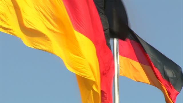 Waving Flags - Germany video