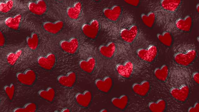 Waving Hearts Chocolate video