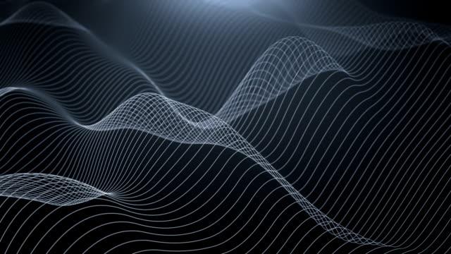 Wavy Lines video