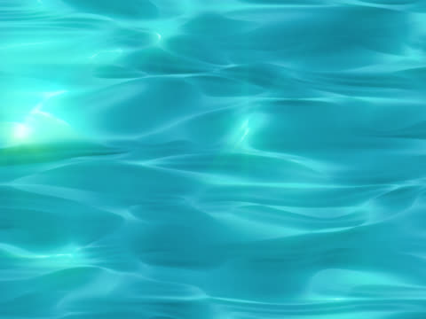 wavy water, swimming-pool video