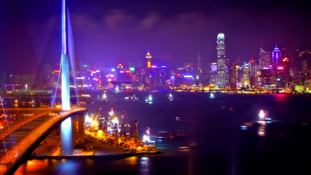 Way to Hong Kong. video