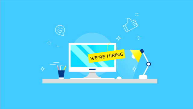 We are hiring 2d animation of business job vacancy