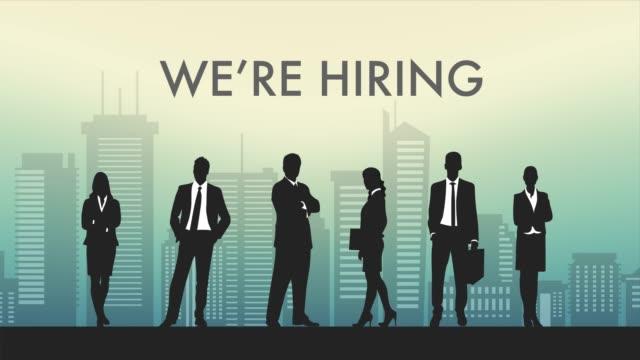 We are hiring business advertizment. Job proposal.
