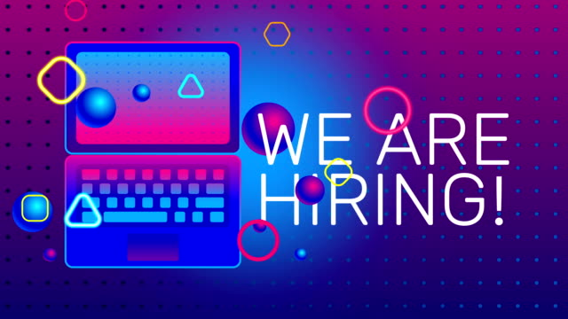 We are hiring video