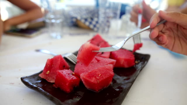 We love the watermelon We love the watermelon watermelon stock videos & royalty-free footage