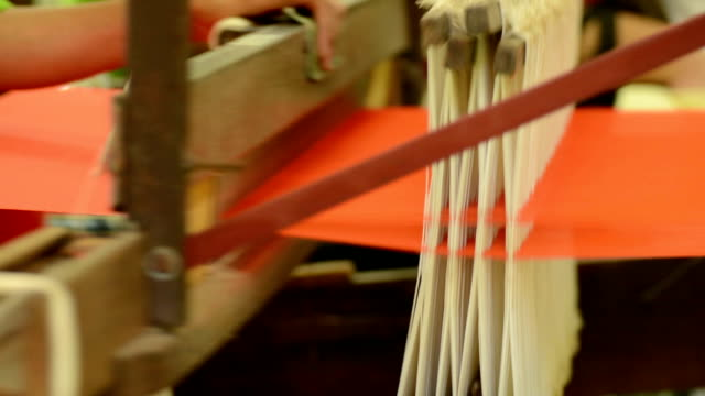 Weaving video